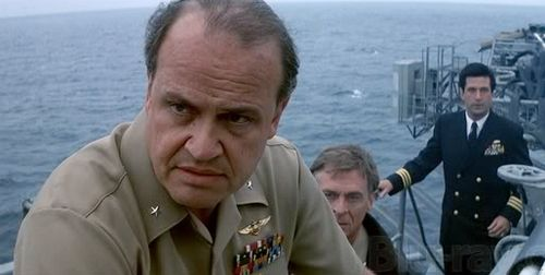 Fred Thompson as Admiral Josh Painter in 'The Hunt for Red October' (1990)