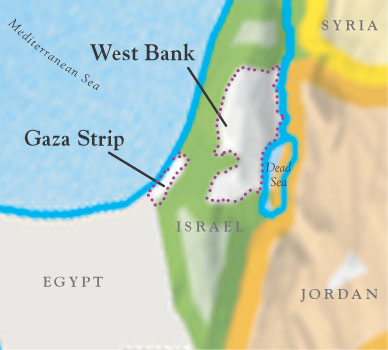 Gaza-Strip-West-Bank