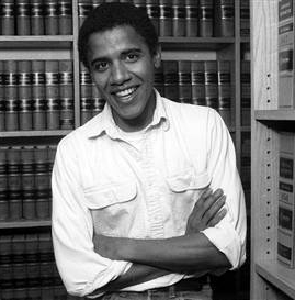 Obama at Harvard Law School