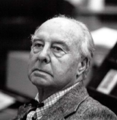 Actor John Houseman as Professor Kingsfield in 'The Paper Chase'