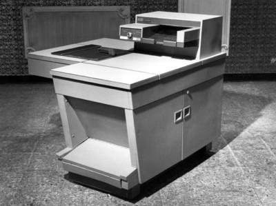 Xerox Model 914 plain paper copier