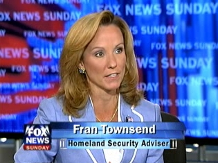 National Security Adviser Fran Townsend