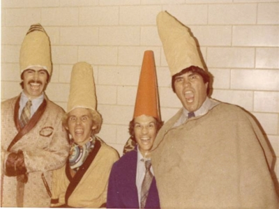 Fingquo Coneheads, Fall 1978